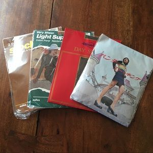 Accessories - Lot of Vintage Stockings
